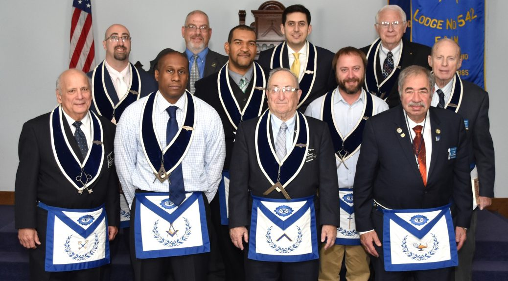 2020 Lodge Officers